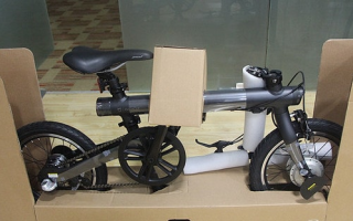 Велосипед xiaomi mijia qicycle